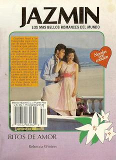 Rebecca Winters - Ritos De Amor