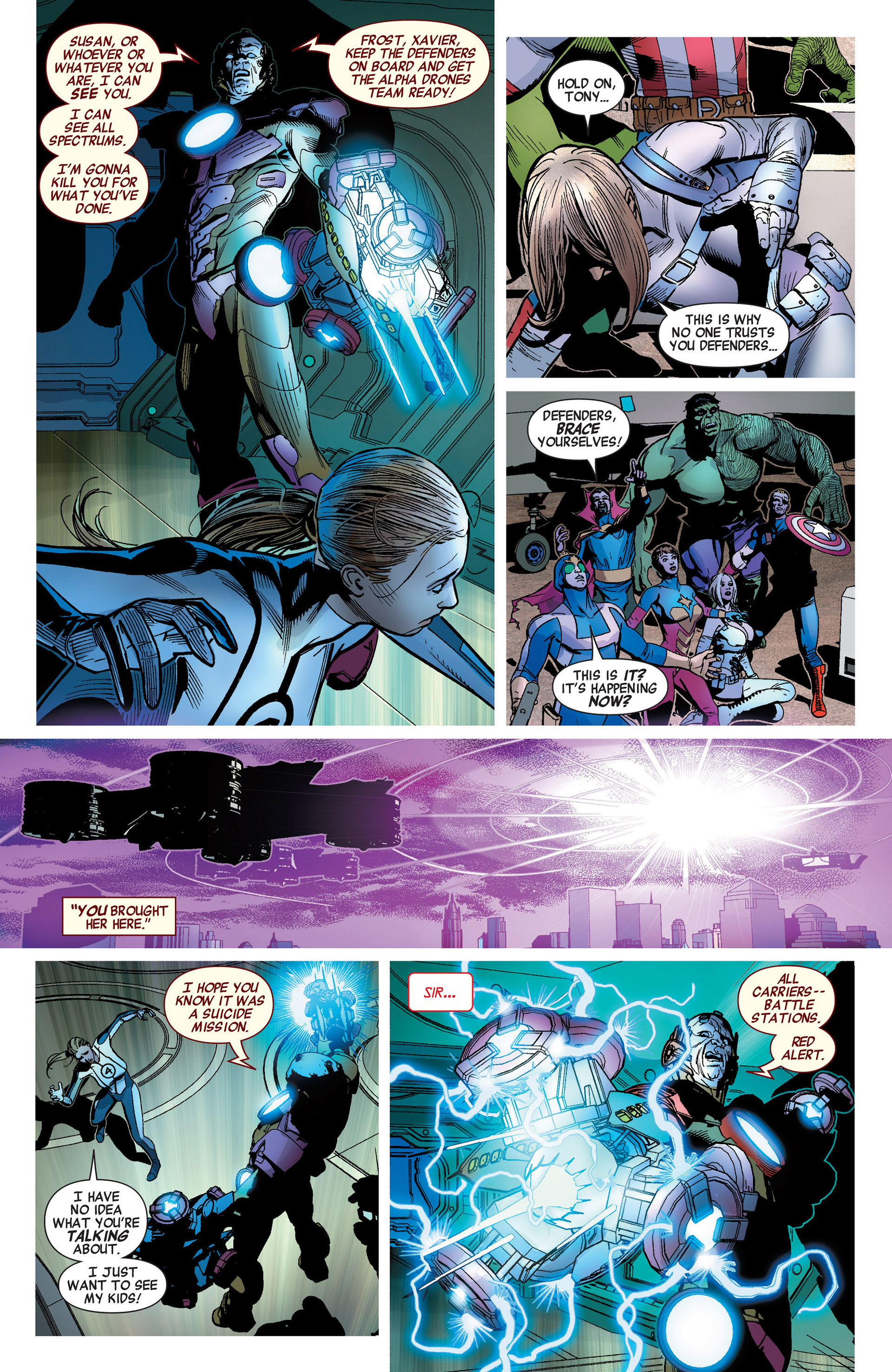 Read online Age of Ultron comic -  Issue #8 - 13