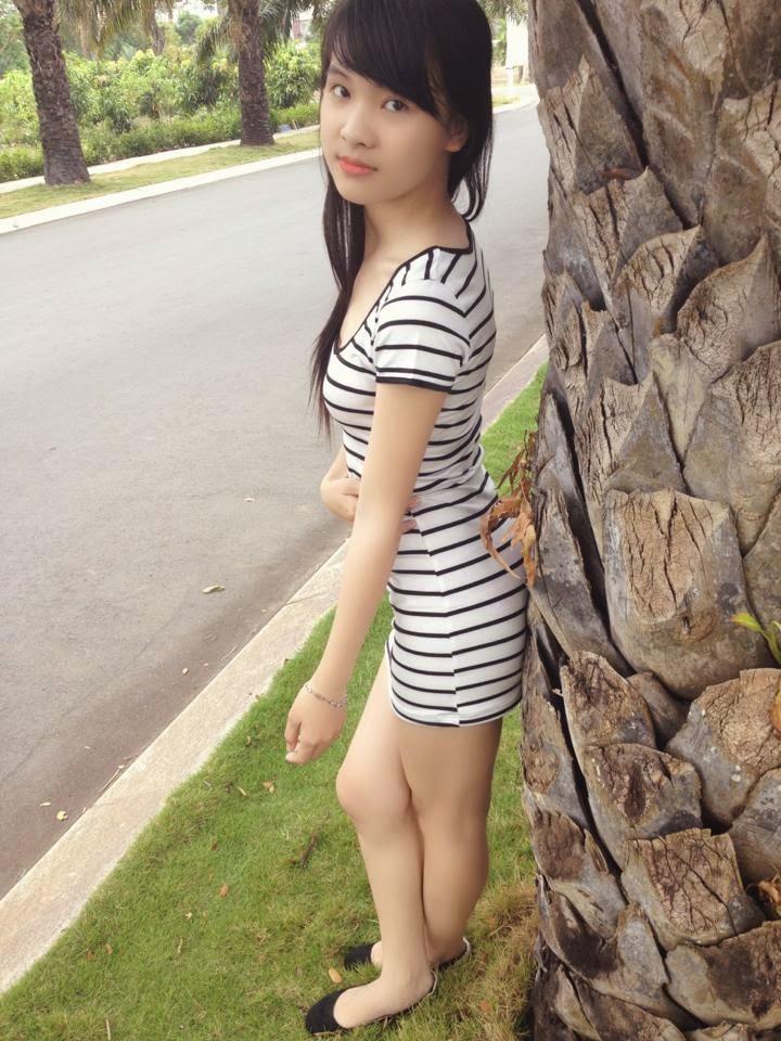 Coño Hermoso adolescente khmer
