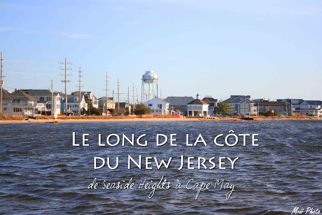 M-ii Photo : Le long de la côte du New Jersey : de Seaside Heights à Cape May