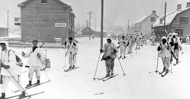 24 December 1939 worldwartwo.filminspector.com Finnish ski troops