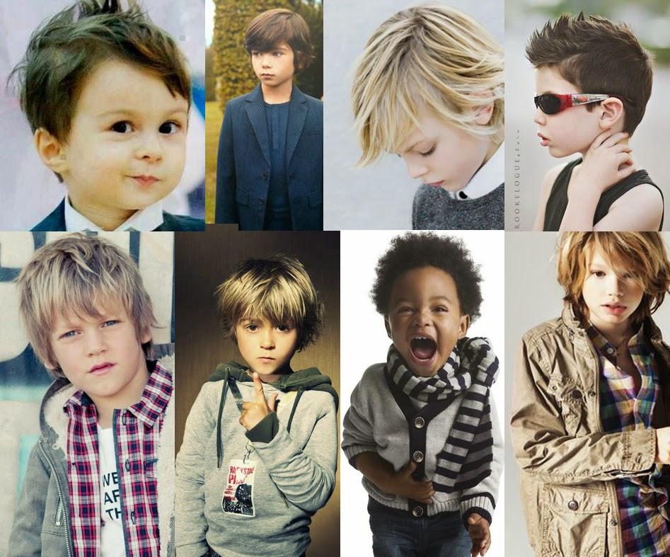 Hermoso peinados niños Galeria De Cortes De Cabello Estilo - 15 peinados para niños