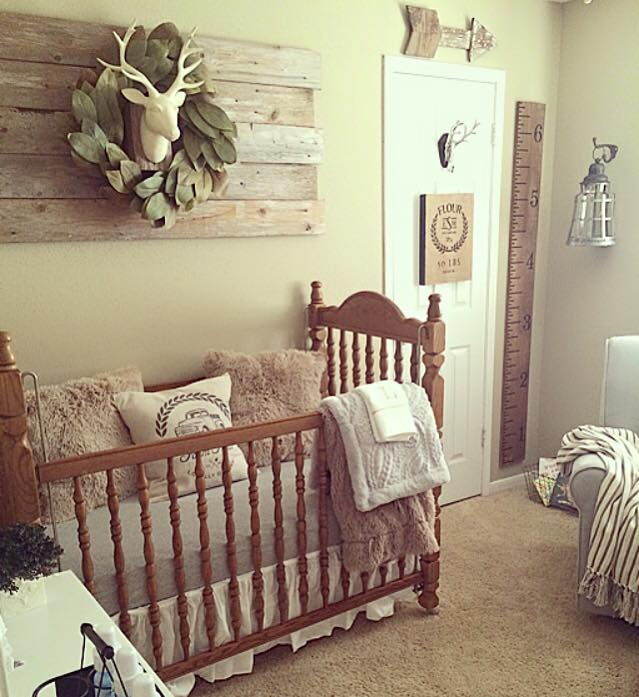 The Life Of Two Texans: Baby Boy Nursery