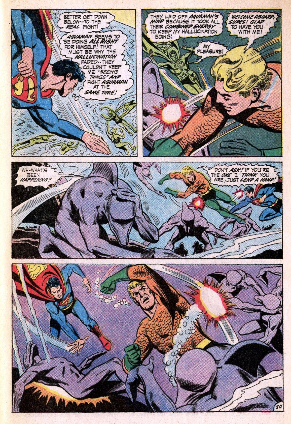 Read online World's Finest Comics comic -  Issue #203 - 29