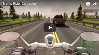 Traffic rider game download apk