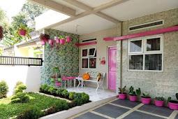 10+ Contoh Gambar Teras Rumah Minimalis Tipe 36 45 60 Sederhana