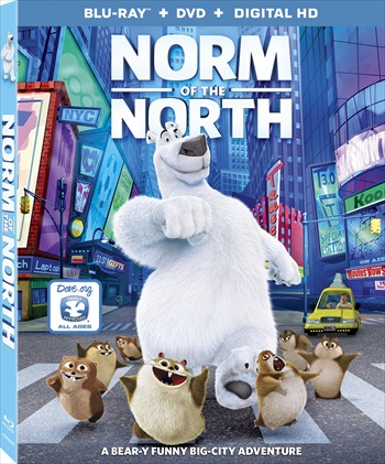 Norm Of The North 2016 Dual Audio Hindi 480p BluRay 280mb