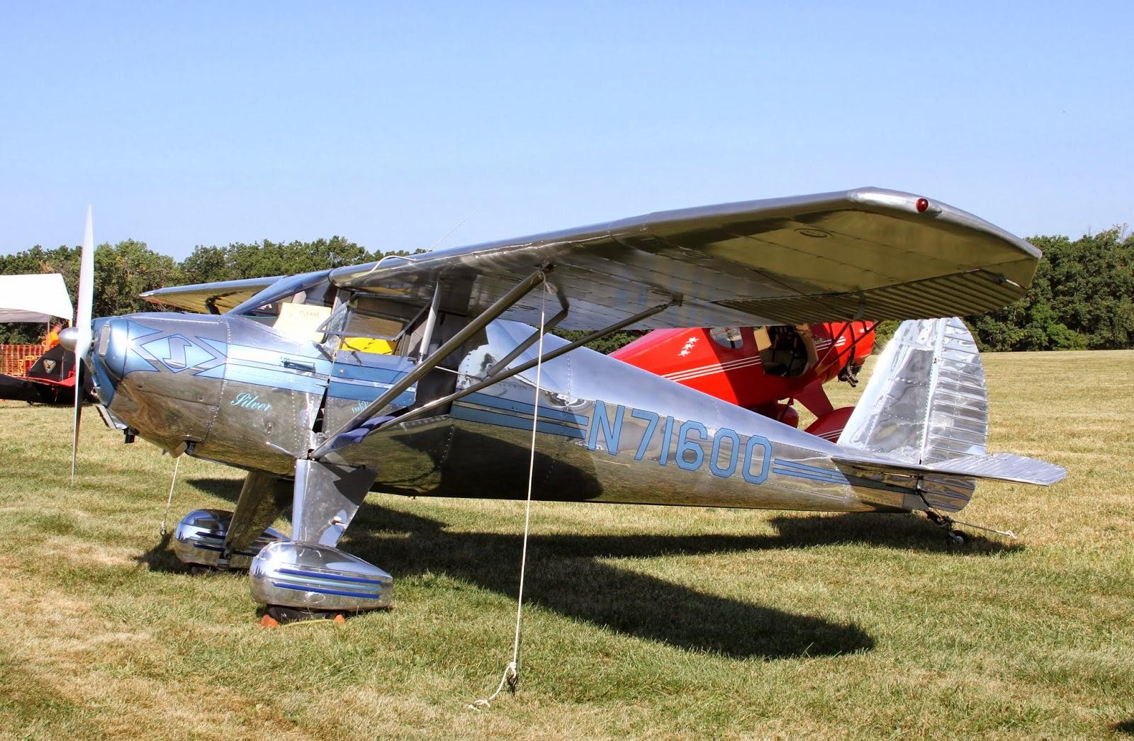 The Aero Experience: Antique Airplane Association Celebrates