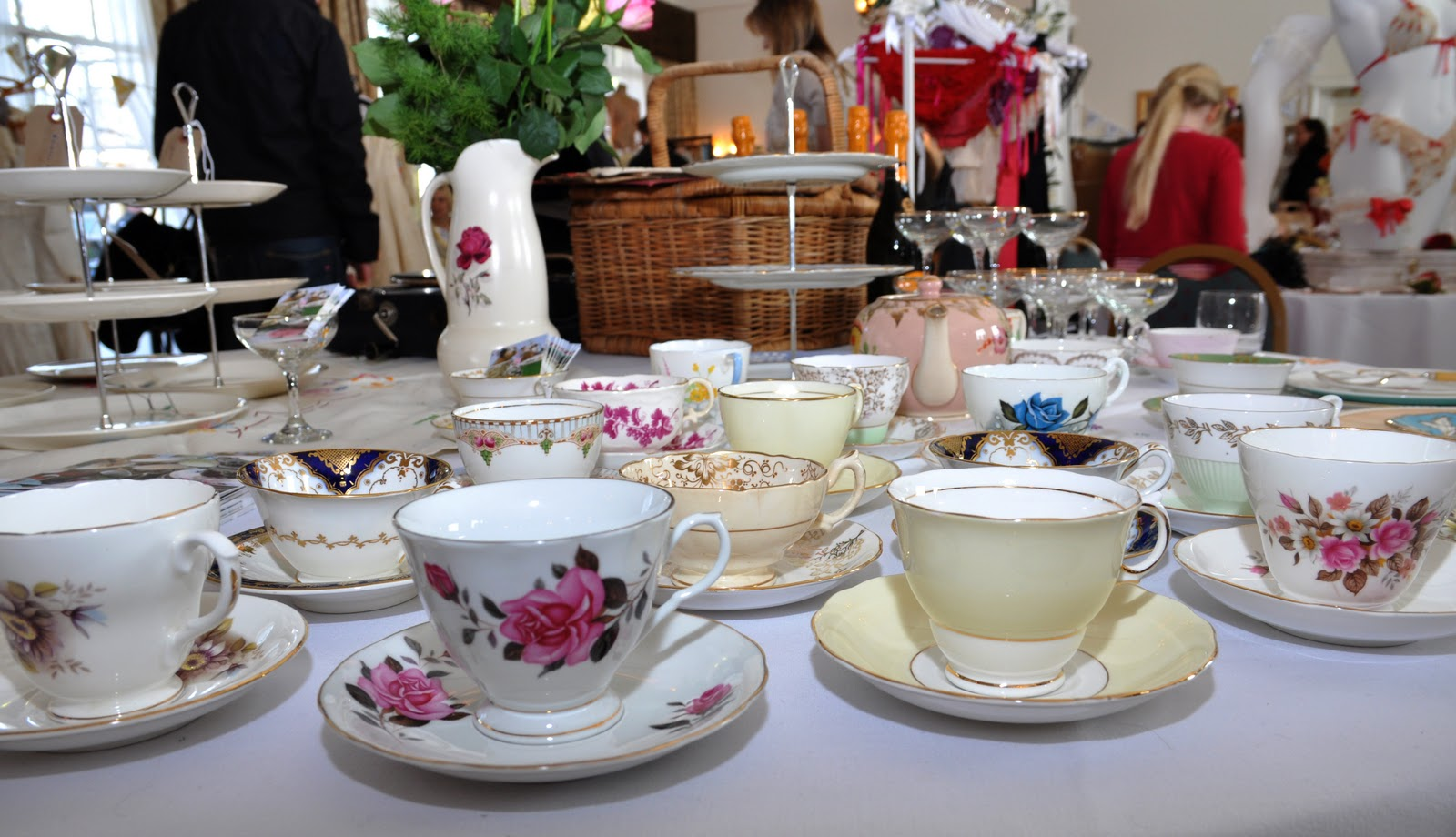 Bristol Vintage Wedding Fair: December 2011