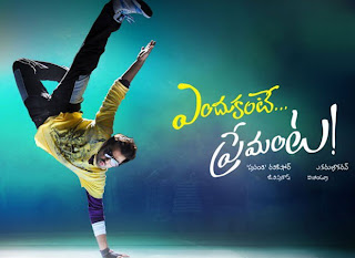 Watch Endhukante Premanta Telugu Movie Online