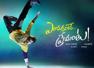Watch Endhukante Premanta Telugu Movie Online