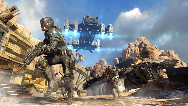 Call of Duty: Black Ops III screenshot 2