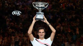 TENIS (Open de Australia 2018) - La leyenda de Roger Federer sigue agrandándose con su 20º Grand Slam