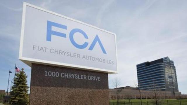 Economia: La FCA ha deciso: pronto 1 mld di dollari da investire negli USA