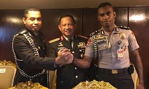 Johnny Isir, Polisi Asal Papua yang Bikin Kapolri Merasa Iri