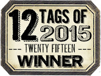 Yay! So proud I made Tim's top 12 with my May tag!