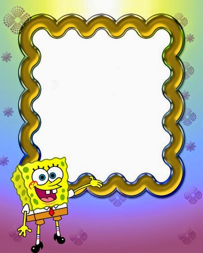 SpongeBob SquarePants Funny Images and Frames. | Oh My Fiesta! in ...