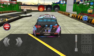 Download Game Dubai Racing Mod Apk + Data (Money) Offline Terbaru