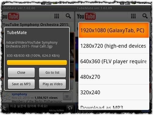 Tubemate downloader for samsung laptop