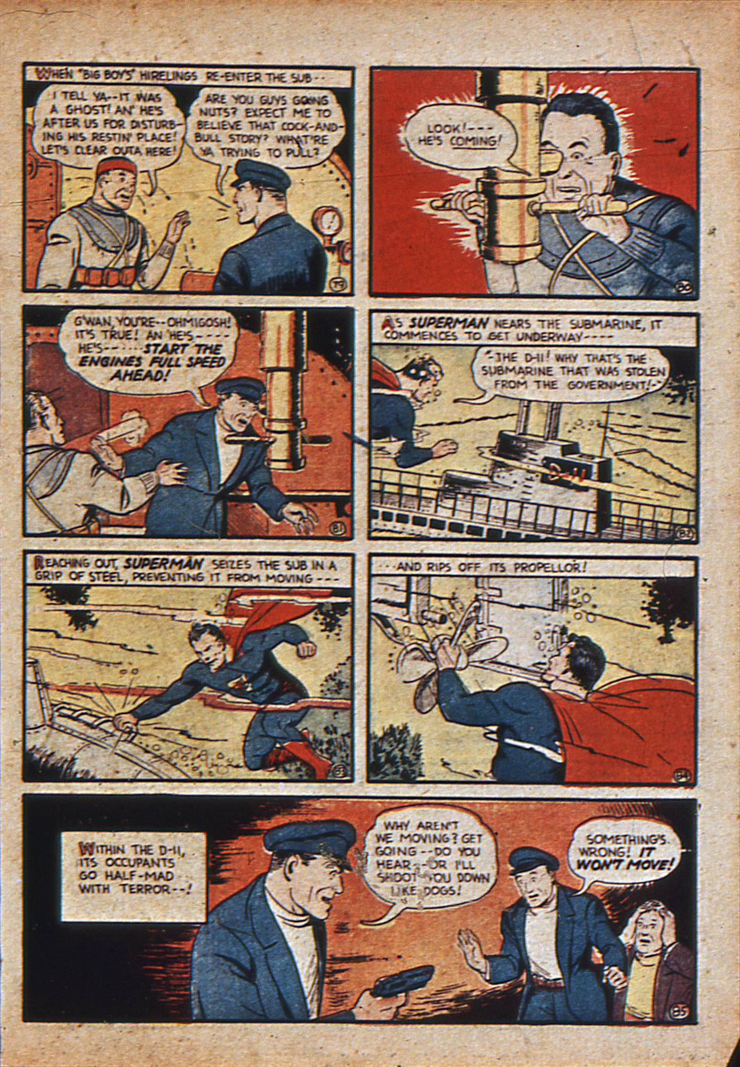 Read online Action Comics (1938) comic -  Issue #15 - 14