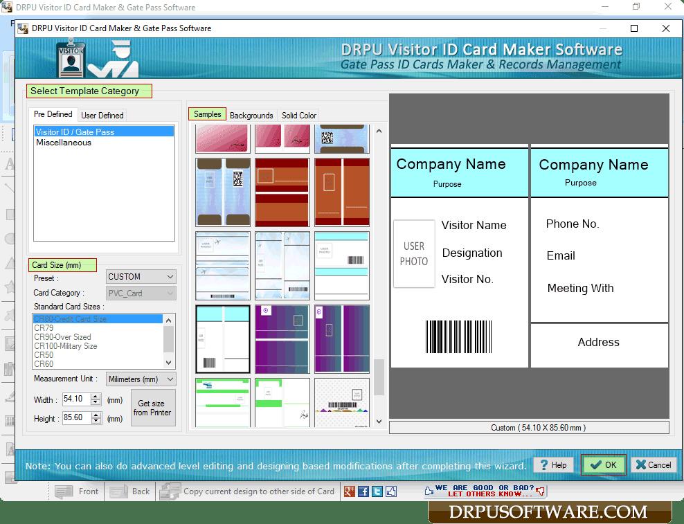 id card generator software free