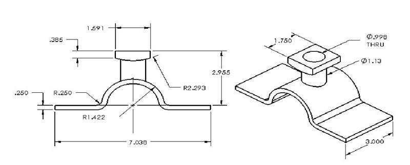Cad Crusader Solidworks Part Design 7 Lab Exercise 2