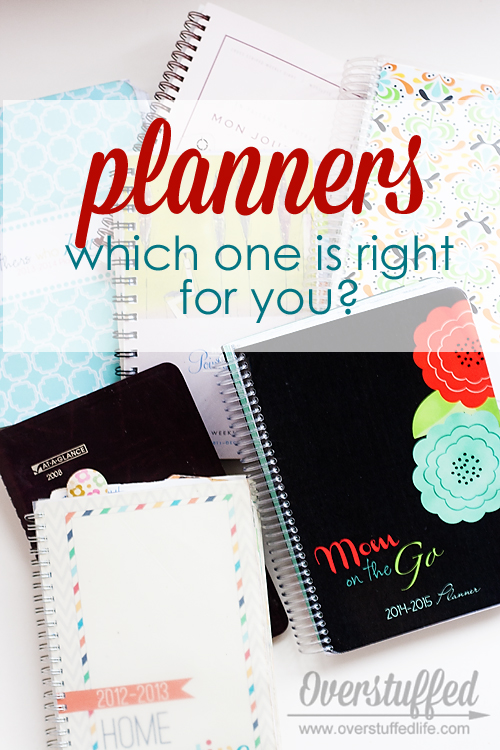 What to look for when deciding on a paper planner system. Plus, reviews of seven popular planners on the market today.