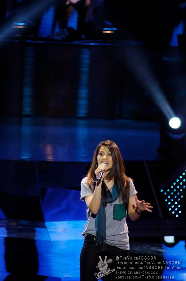 VIDEO: Suy Galvez sings 'What A Wonderful World' on 'The Voice PH'