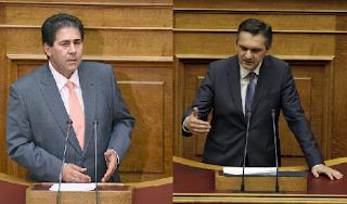 Ιορδάνης Τζαμτζής και Γιώργος Κασαπίδης δυο μελισσοκόμοι υποψήφιοι: Τους στηρίζουμε για το καλό του κλάδου μας