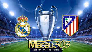 Prediksi Judi Bola Real Madrid vs Atletico Madrid 3 Mei 2017