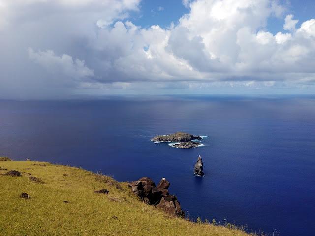 Motus, Isla de Pascua