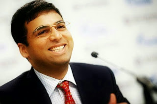 Viswanathan Anand n°3 mondial au Elo Fide d'Avril 2014 © Chess & Strategy