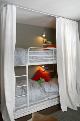 Little Boy Bedroom Ideas - Modern Bunk Beds