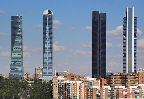 Madri - quatro torres