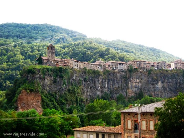 Viajaresvida - Castellfollit de la Roca