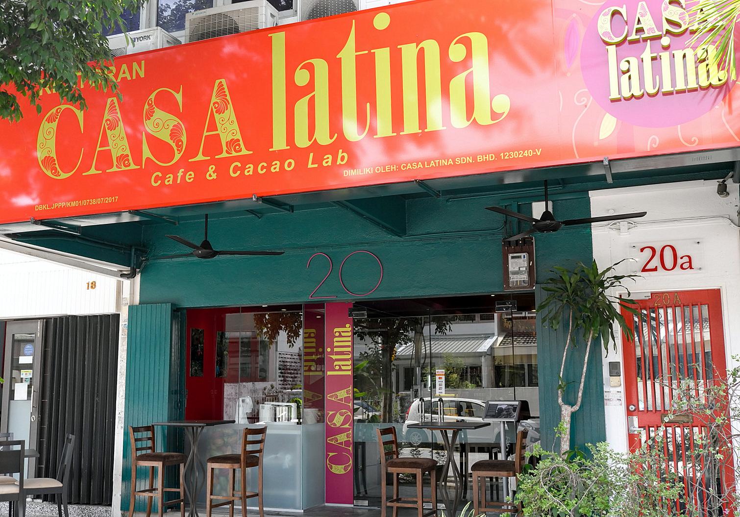 eat drink kl casa latina persiaran ampang