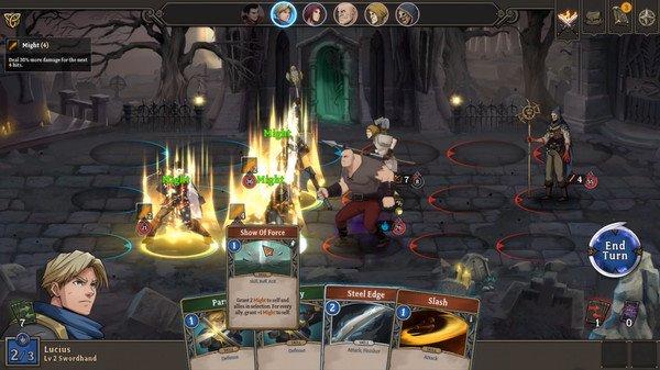 Gordian Quest (2020) PC Game Español