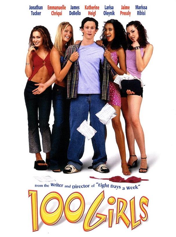 فیلم زیرنویس فارسی : صد دختر (2000) 100 Girls