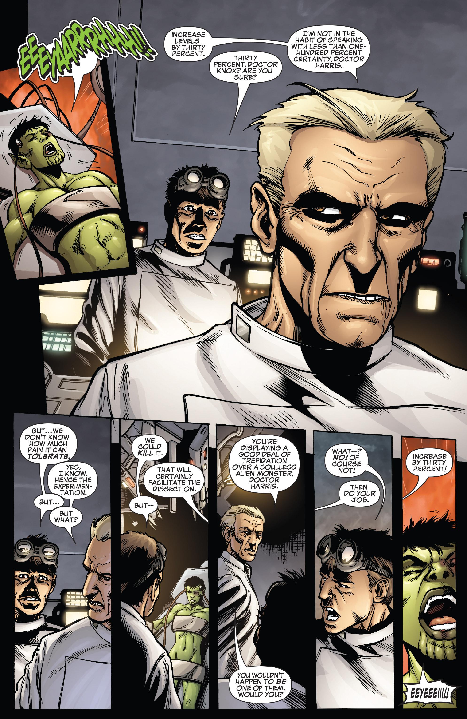 Read online She-Hulk (2005) comic -  Issue #38 - 9