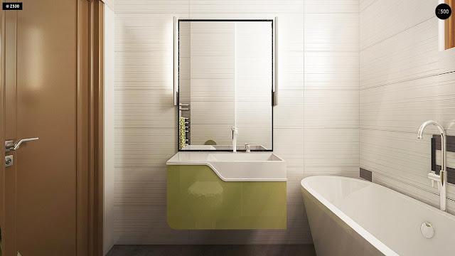 Nội thất phòng tắm 1