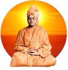 Vivekananda in Meditation