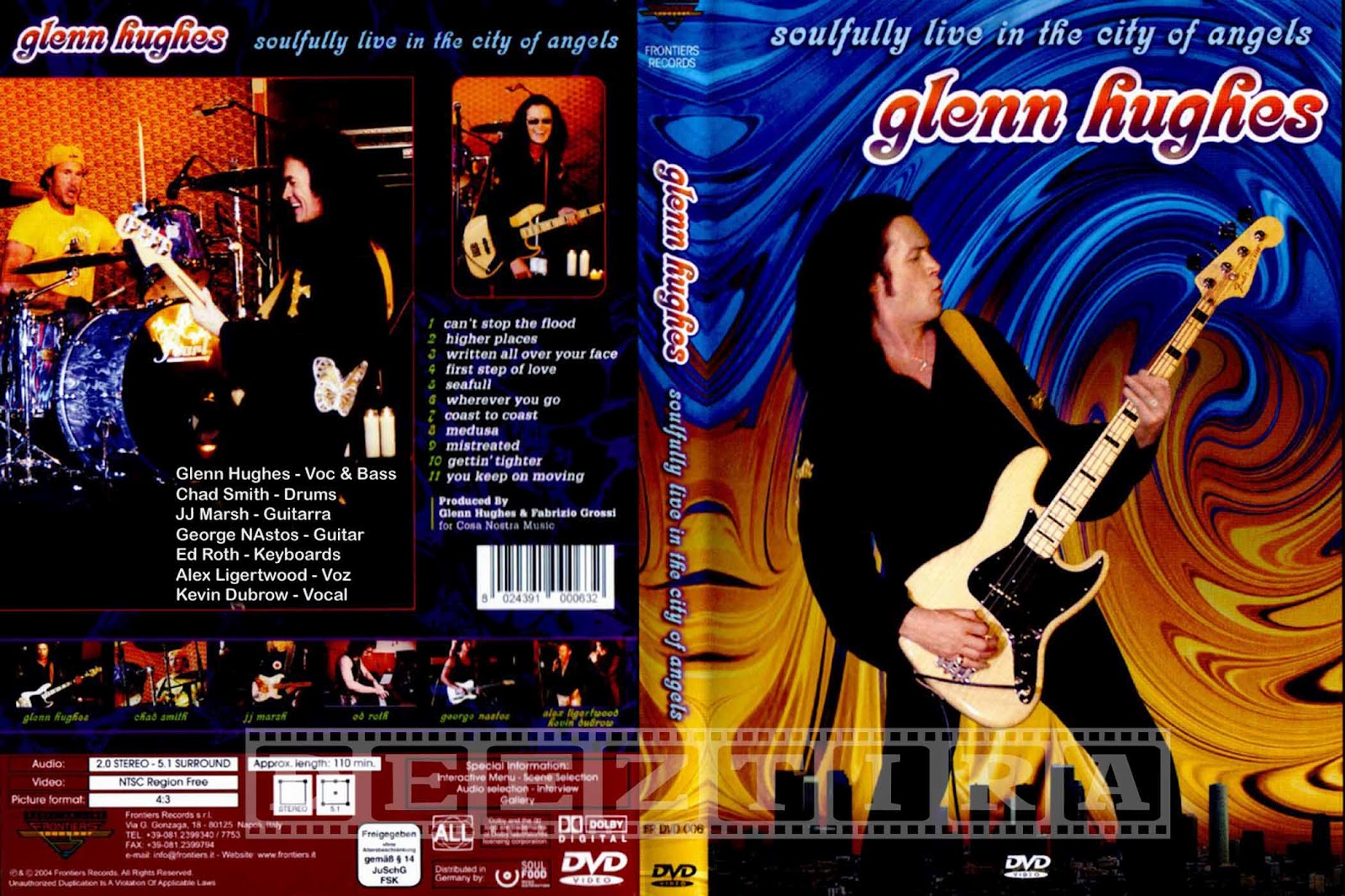 YOUDISCOLL: Glenn Hughes - Soulfully Live in the City of Angels (2004)