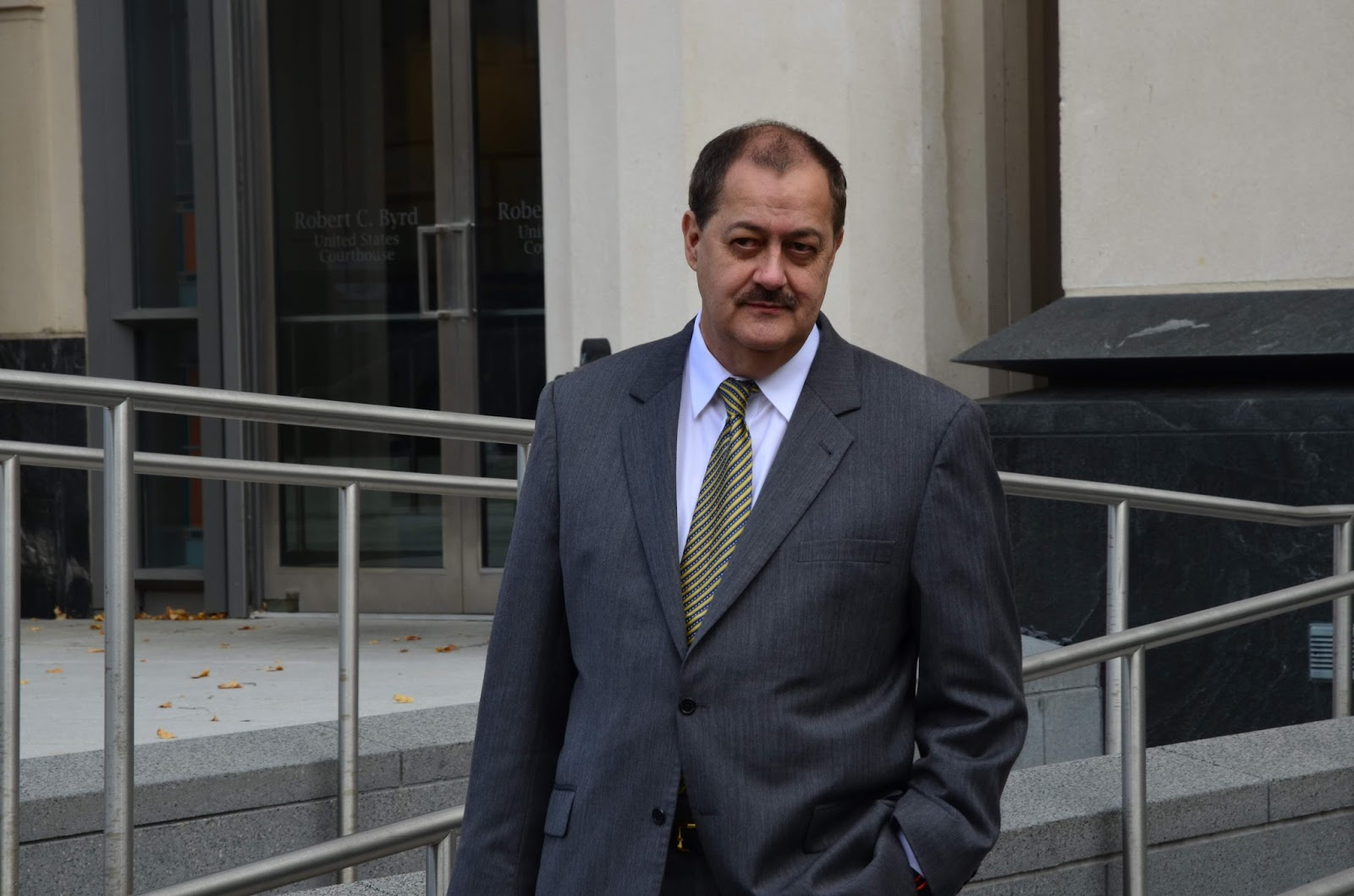 massey coal There are a lot of people who loathe don blankenship, the former head of  massey energy start with the coal miners, 29 of whom were killed in.