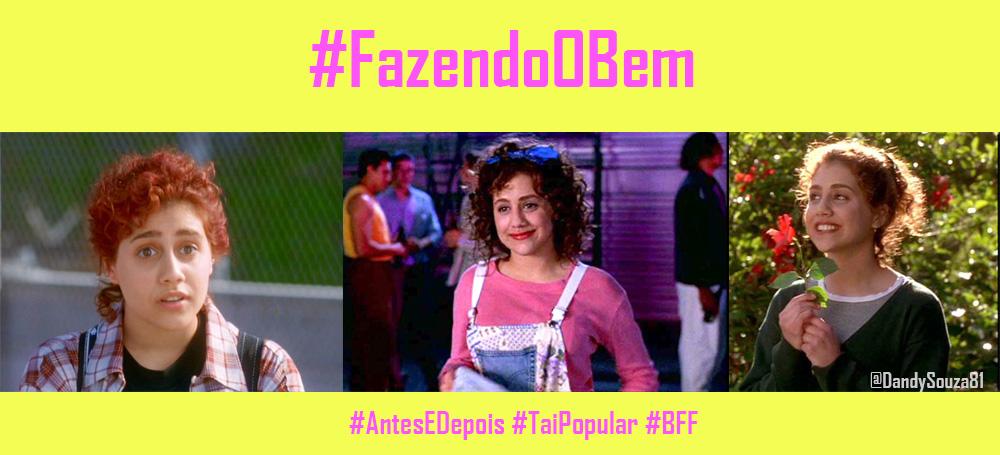 #Fazendo O Bem Blog #tas clueless