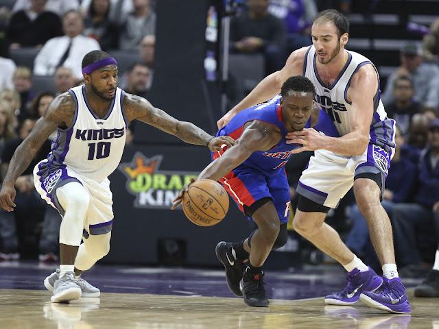 Reggie Jackson et les Kings | PistonsFR, actualité des Detroit Pistons en France