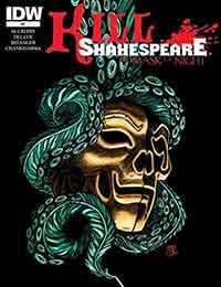 Kill Shakespeare: The Mask of Night Comic