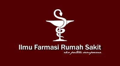 Tanggung Jawab Profesional Apoteker Dalam Pelayanan Penderita Di Rumah Sakit