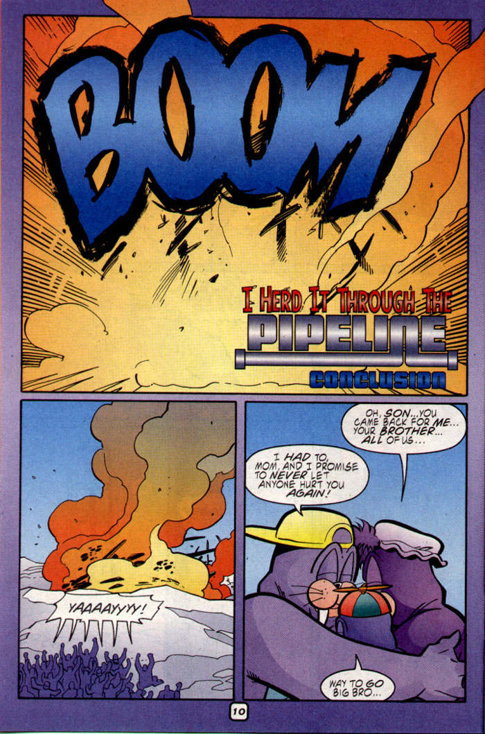 Read online Sonic The Hedgehog comic -  Issue #109 - 12