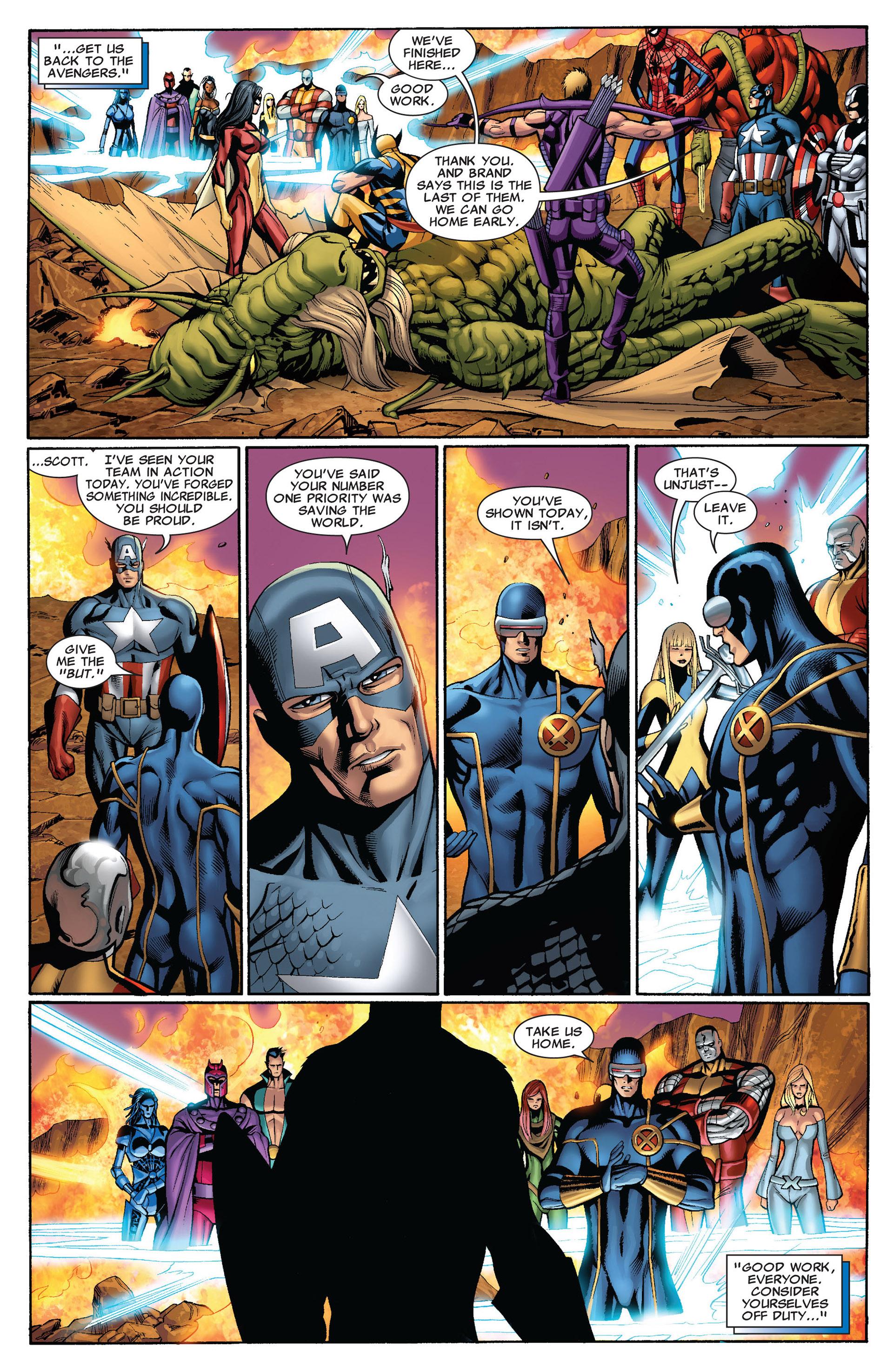 Read online Uncanny X-Men (2012) comic -  Issue #10 - 15