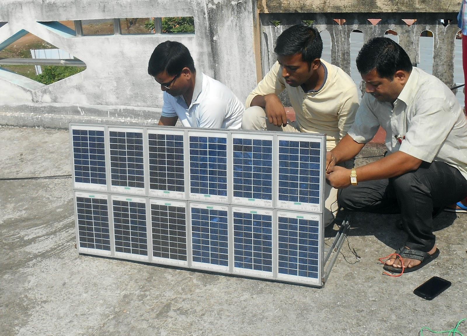 Archive For November 2015 Solar Training Renewable